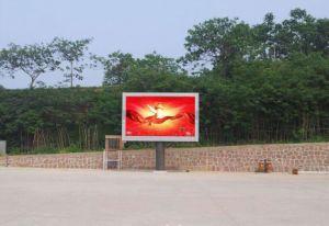 Conseil de la publicité à LED à montage mural