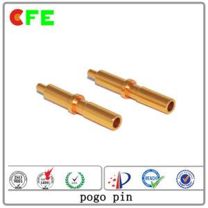Pin del contatto della molla della batteria di Pin di Pogo del filetto per il simulatore solare