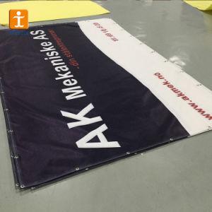Для использования вне помещений строительство здания ПВХ Сетчатый баннер для марки и нового строительства (TJ-B05)