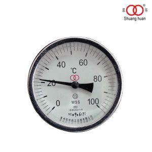 Bimetal termómetros para medição da temperatura