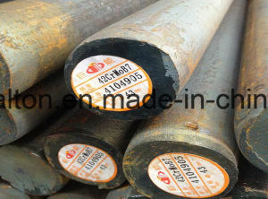 Het Staal van de Legering 42CrMo van ASTM 4140/DIN 42CrMo4 /1.7225/JIS Scm440/GB om Staaf