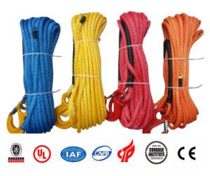 Résistance d'usure Hmpe corde/basse/haute résistance de rupture d'étirement/Plus clair/plus forte/Soft/épissure facile
