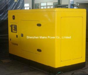 generatore diesel silenzioso di Cummins di potere standby di valutazione di 45kVA 36kw