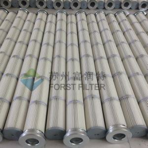 Forst Metal Top plissé les filtres à cartouches industrielle