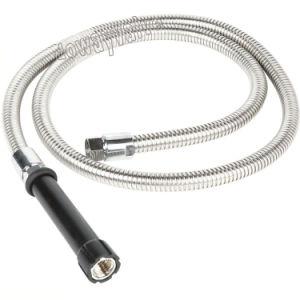 Tubo flessibile flessibile della testa di acquazzone dell'acciaio inossidabile con lo spruzzo dell'ABS