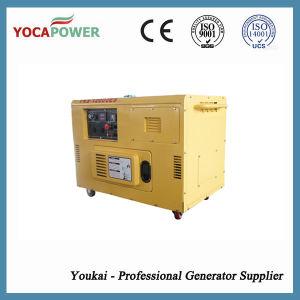 Три этапа бесшумный дизельный двигатель мощность генераторной установки