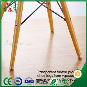 Les protecteurs de grand président de la jambe et plancher de bois (embouts en silicone estimé Pads)