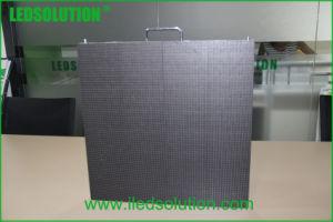 P3.91 de service avant l'intérieur 500x500mm affichage LED