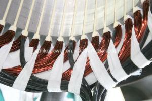 3 단계 240V 1500rpm 75kVA 무브러시 발전기 (JDG224GS)