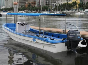 [أقولند] [26.5فيت] [8م] [فيبرغلسّ] [وورك بوأت] [بنغ] صيد سمك [موتور بوأت] ماء تاكسي مسافر معدّية ([265ك])