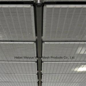 معماريّة [ستينلسّ ستيل] ألومنيوم معدن شبكة [وير مش] زخرفيّة