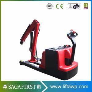 Compteur déplacement électrique équilibré Grue de fabrication du support moteur