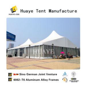 Qualitäts-im Freienpartei-Ereignis-Zelt mit Glaswand