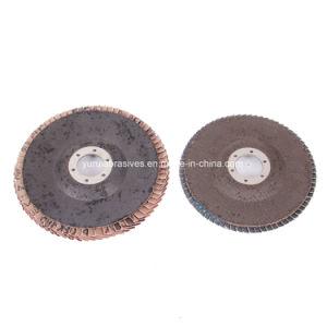 Disco abrasivo flessibile della falda dell'ossido di alluminio di Yurui per polacco