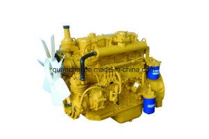 52kw 2400rpm off-Road Dieselmotor voor de Machines 4105g van de Bouw