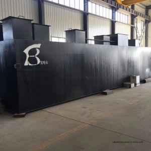 De Machine van de Reiniging van het afvalwater voor de Industriële Behandeling van het Afvalwater