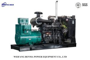 Motor 150 van China Yuchai kVA de Diesel Kw/188 Reeks van de Generator met ISO- Certificaat