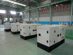 Generatore diesel silenzioso approvato del Ce 50Hz 20-1500kVA Cummins (GDC20*S)