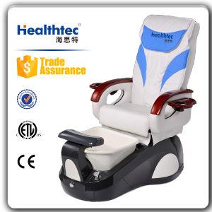 最も熱く最も新しいガラス繊維の洗面器の水晶たらいの錘の自由なPedicureの椅子