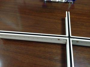 Grades T/T Bar/teto Grid/T/forro de teto quilha Suspendsystem/forro/teto Grades t
