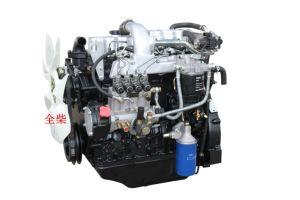 農場トラクターのための80HP 4シリンダーディーゼル機関への35HP