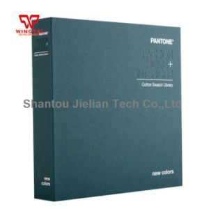 DesingerのためのPantoneの方法ホーム内部の綿の材料見本ライブラリFhic100