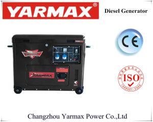 4.5kVA si dirigono il generatore diesel raffreddato aria di uso