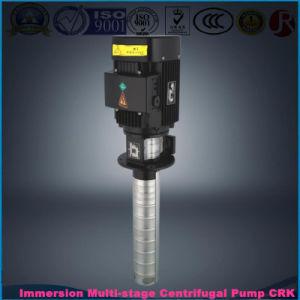 Chl centrifuge horizontale en acier inoxydable industriel de la pompe à plusieurs degrés