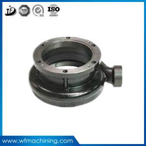 OEMのフライホイールによってカスタマイズされる機械鉄の鋳造はねずみ鋳鉄のフライホイールを分ける