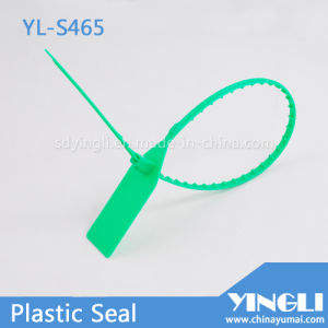 Пластичное уплотнение мешка планки с зубами для баков мешков крена