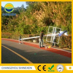 200W小さい軸線の縦の風力発電機