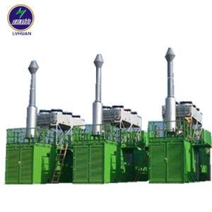 500kw - 2MW de Generator van het Aardgas van de Motor van het Gas van het Methaan LNG/CNG/LPG