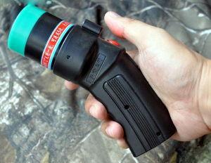 Lanciagranate del gas lacrimogeno dei 199 periferici