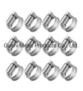 Fabricante China Galvanizado Heavy Duty Abrazadera del tubo de acero