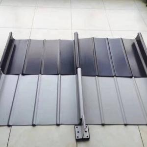 Les matériaux de construction extérieurs en aluminium léger en alliage de magnésium Manganèse Les panneaux de toit