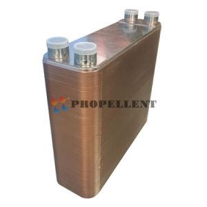Scambiatore di calore brasato Pl027 del piatto di ripristino di calore del gas di scarico