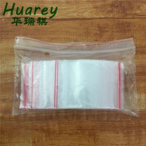 Le PEBD Sac refermable en plastique à fermeture ZIP, sacs à fermeture éclair, grip sceller les sacs