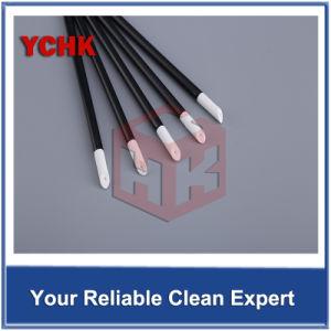 Puderfreier Cleanroom-Reinigung PU-Kopf-Putzlappen Rubystick Putzlappen für Industrie