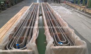 Het Roestvrij staal Pipe van de U-bocht (Tube) voor Heat Exchanger