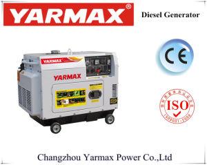 5kVA Groupe électrogène Diesel silencieux refroidi par air