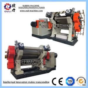 Современные технологии используются резиновые машины с сертификат CE каландра