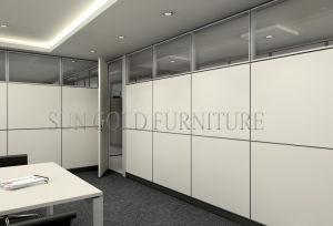 Muri divisori acustici utilizzati moderni del tessuto insonorizzato