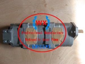 Komatsu original de la bomba de engranajes de la grúa 705-56-23010 /Komatsu LW250 Bomba de engranajes de Hyd Ass'y