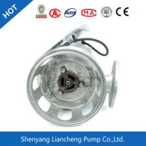 5.5Kw 2 polegadas de água Ss bomba submersível para águas residuais