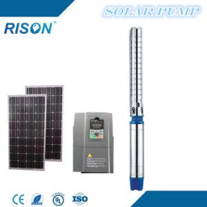 Bomba psta solar da perfuração para a irrigação (5 anos de garantia)