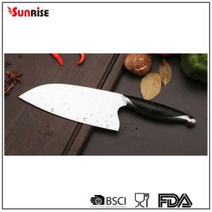 Innovador diseñado Cleaver de 7 pulgadas cuchillo de cocina (KSK951)