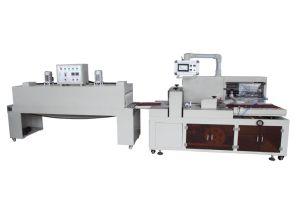 Lado automático sellador térmico de película termocontraíble Máquina de embalaje retráctil