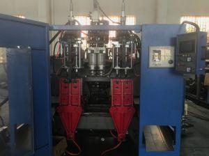La Chine automatique bouteille en plastique HDPE PE Toy faisant l'extrusion soufflage de la soufflante Maker Machine de moulage par soufflage