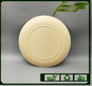 Joli pique-nique d'impression de l'autocollant utilisé les plaques de fibre de bambou