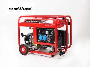 Китайский однофазного переменного тока цена бензина 3Квт возвратной портативный генератор